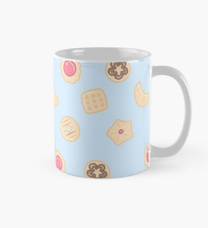Butter Cookies Design - Chocolate Jam Sugar Food Design Mug