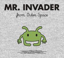 Mr. Invader Baby Tee