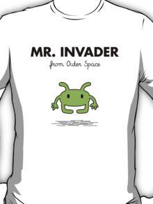 Mr. Invader T-Shirt