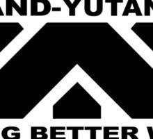 Weyland Yutani Corp T-Shirt Sticker