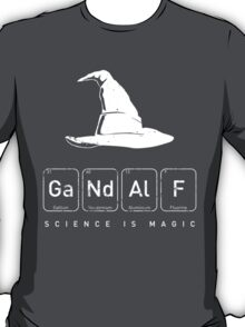 Gandalf's Magical Science T-Shirt