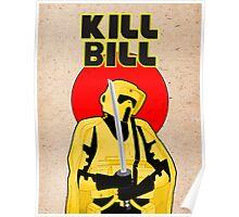 Kill Bill Scout Trooper Poster