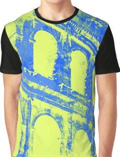 Roman Colosseum Graphic T-Shirt