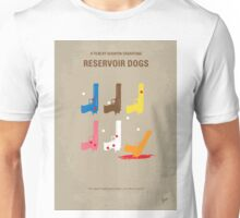 No069 My Reservoir Dogs minimal movie poster Unisex T-Shirt
