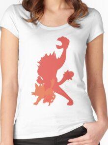 Litten evolutions Women's Fitted Scoop T-Shirt