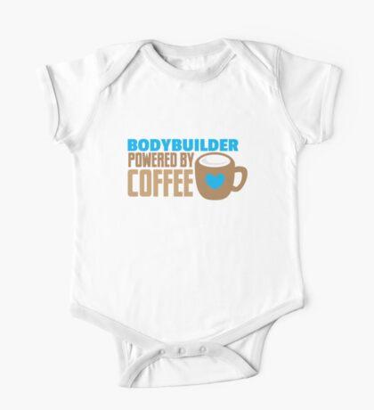 BODYBUILDER powered by coffee One Piece - Short Sleeve
