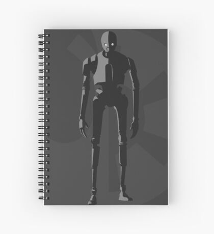 K-2SO Star Wars Spiral Notebook