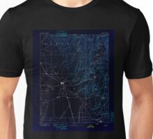USGS TOPO Map California CA Chico 299268 1893 125000 geo Inverted Unisex T-Shirt