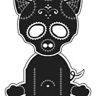 Sugar Skull Piggie by Joe Norman