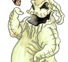 Oogie Boogie  by thefilmmagazine