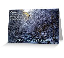Have A Merry Christmas #26 Greeting Card