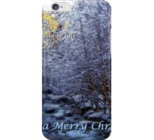 Have A Merry Christmas #26 iPhone Case/Skin