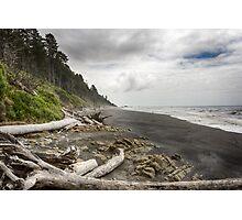 Ruby Beach Photographic Print