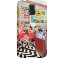 The Diner Samsung Galaxy Case/Skin