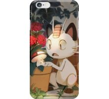 An Unexpected Encounter iPhone Case/Skin