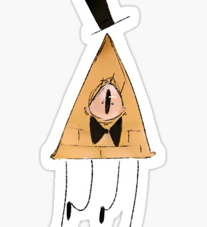 Dorito Sticker