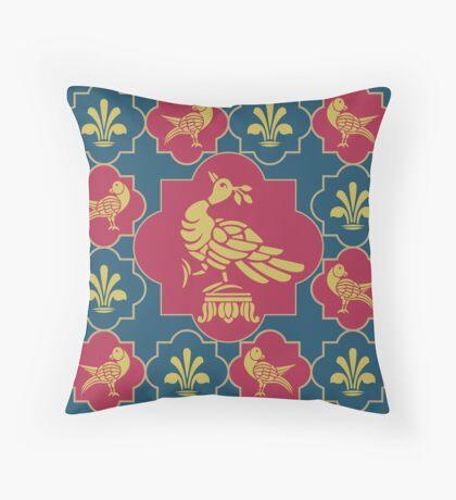 Arts of India  Throw Pillow