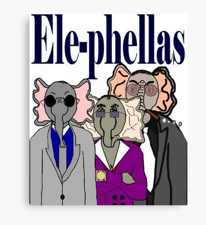 Ele-Phellas Canvas Print