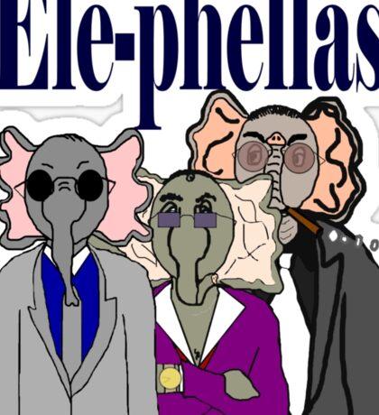 Ele-Phellas Sticker