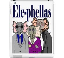 Ele-Phellas iPad Case/Skin