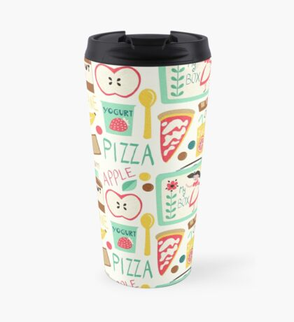 snack time Travel Mug