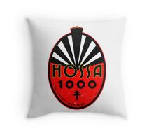 Hossa 1000 Throw Pillow