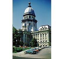 Illinois State Capitol, Springfield, September 1959 Photographic Print