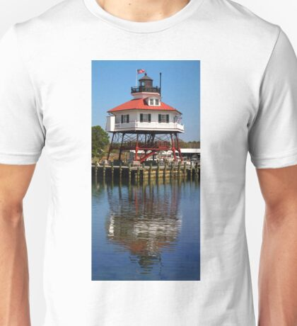 Drum Point Lighthouse, Maryland Unisex T-Shirt