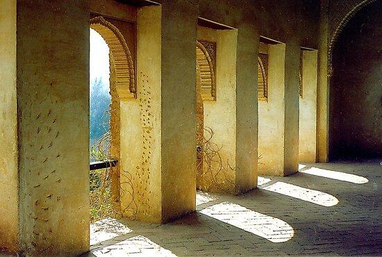 La Alhambra  by Alberto  DeJesus