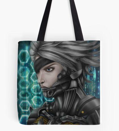 Metal Gear: Raiden Tote Bag