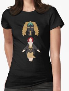 """Game Over""-Transistor Womens T-Shirt"