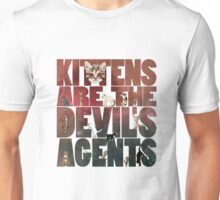 Satan's little helpers Unisex T-Shirt
