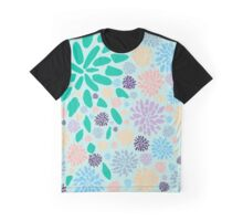 Color flowers Graphic T-Shirt