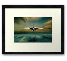 Buccaneer Rush Framed Print