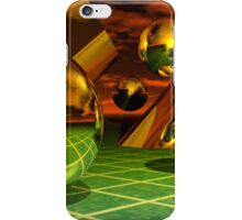 Noble Metal Worlds iPhone Case/Skin