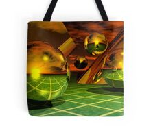 Noble Metal Worlds Tote Bag