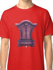 Glitch bag furniture cabinet violet voyage cabinet Classic T-Shirt