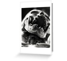 I Want Your Skulls Greeting Card