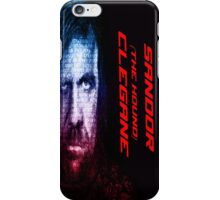 The Hound iPhone Case/Skin