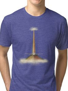 Take Off Tri-blend T-Shirt