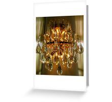 Light Within Greeting Card