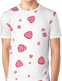 Watercolor roses  Graphic T-Shirt
