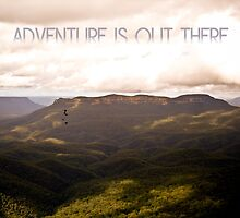 Adventure is Outback by philosophoto