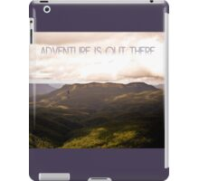 Adventure is Outback iPad Case/Skin