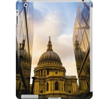 St Paul's from New Change iPad Case/Skin