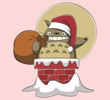 My Neighbor Santa Baby Tee