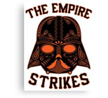 The Empire Strikes Canvas Print