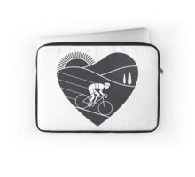 Love Cycling  Housse de laptop