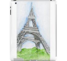 Under The Eiffel Tower iPad Case/Skin