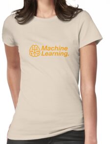Machine Learning Womens Fitted T-Shirt